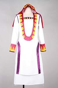 Cosplay Costume M-Medium Size Final Fantasy XII Yuna White Mage HalloweenCosplay Costume Japanese