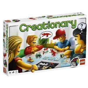Creationary from LEGO Games (Lego Games Creationary)
