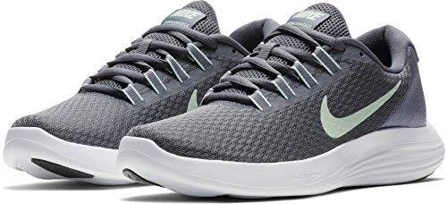 Nike Lunar Converge Dark Grey/Fresh Mint/Cool Grey/White Women's Shoes - 10 M US