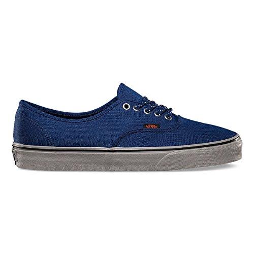 Vans Authentic Blue Womens Trainers Blue