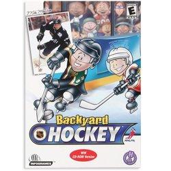 Backyard Hockey (PC) (Pc Hockey Games)