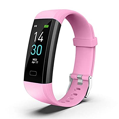 Azw Smart Watch Waterproof IP68 Fitness Wristband Heart Rate Sleep Monitor Step Counter Color Screen Estimated Price £26.99 -