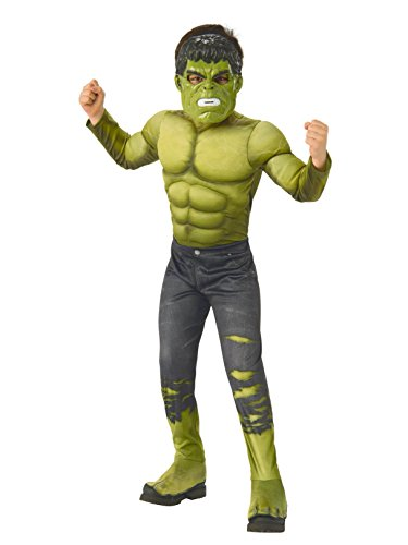 (Rubie's Marvel Avengers: Infinity War Deluxe Hulk Child's Costume,)