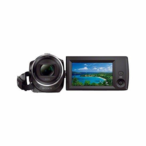 41c1Qbnn10L - Sony HDR-CX405/B Handycam HD Camcorder w/ 32GB Deluxe Accessory Kit