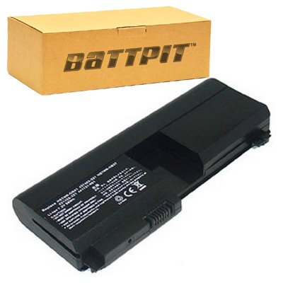 1103au Battery - BattpitTM Laptop/Notebook Battery Replacement for HP TouchSmart tx2-1103au (6600mAh / 49Wh)