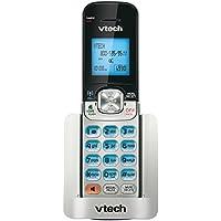 VTech DS6501 DECT 6.0 Accessory Handset for VTech DS6511 & Other Models, Silver/Black