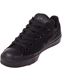 Converse Unisex Chuck Taylor All Star Low Top Black...
