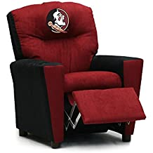 """All American"" Collegiate Kids Recliner with Cup Holder"