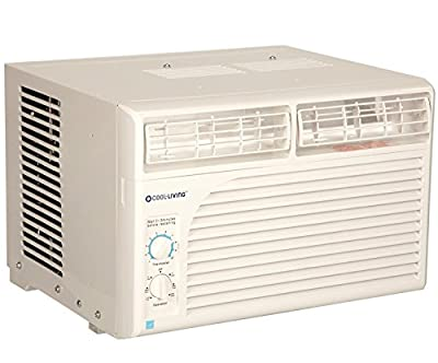 Cool Living Home/Office Window Mount Air Conditioner AC Unit