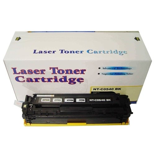 Generic Remanufactured Toner Cartridge Replacement for HP CB540A ( Black ) Photo #2
