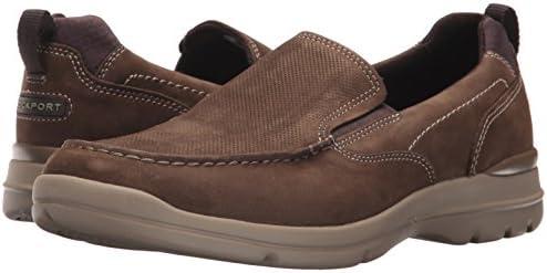 City Edge Slip On Shoe, Summer Brown