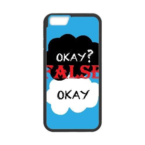 Okay 003 coque iPhone 6 Plus 5.5 Inch Housse téléphone Noir de couverture de cas coque EOKXLKNBC18461