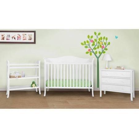 Babymod-Bella-3-Piece-Nursery-Set-White