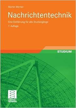 Book Nachrichtentechnik: Eine Einführung für Alle Studiengänge (German Edition)