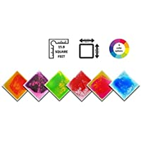 Liquid Floor Tile Six Pack - by Playlearn (Mixed Color)...