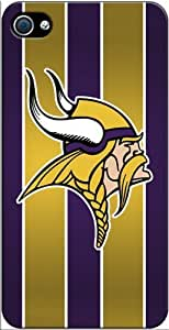 Minnesota Vikings NFL Case For Ipod Touch 5 Cover Case v10 3102mss