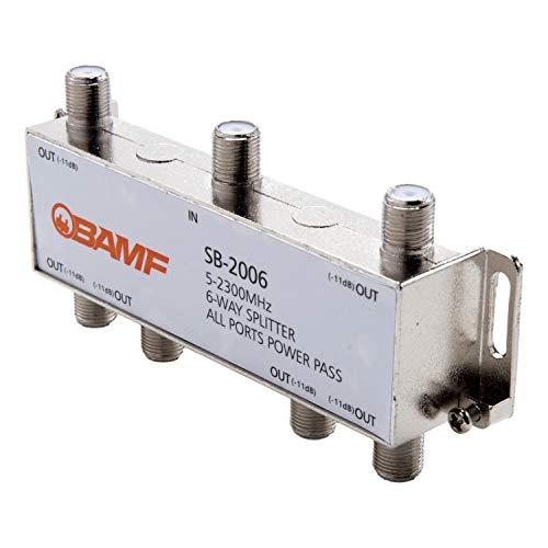 Bamf 6Way Coax Cable