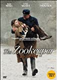 Movie DVD - The Zookeeper (Region code ; all) (Korea Edition)