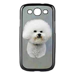 BICHON FRISE DOG Cover Case Skin For Samsung S3 9300