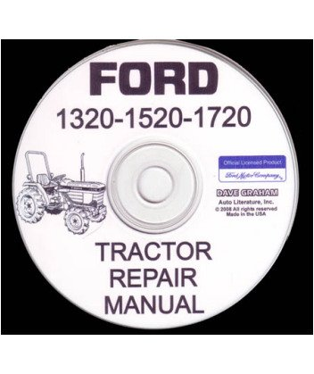 ford    tractor shop service repair