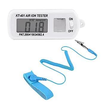 Comprobador de aire y iones para coche, medidor de aire para ...