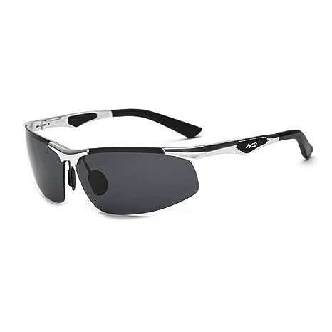 Gafas de sol para hombre Gafas de sol deportivas polarizadas ...