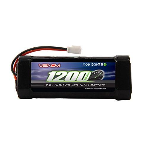 Venom 7.2v 1200mAh 6-Cell 2/3A NiMH Battery with Micro Molex Plug