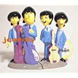 The Beatles Animated Salt and Pepper Shaker Set