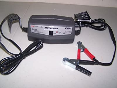 Fully Automatic Power Charger for 6 & 12 volt batteries, New