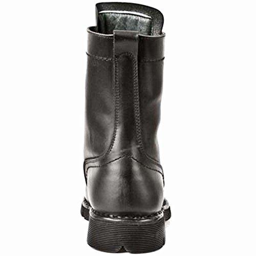 Light Black New 47 S1 Light Rock 1423 Men Women Ready Comfort Light Leather M Comfort Comfort Stock Comfort Light Size 11BOq5xw