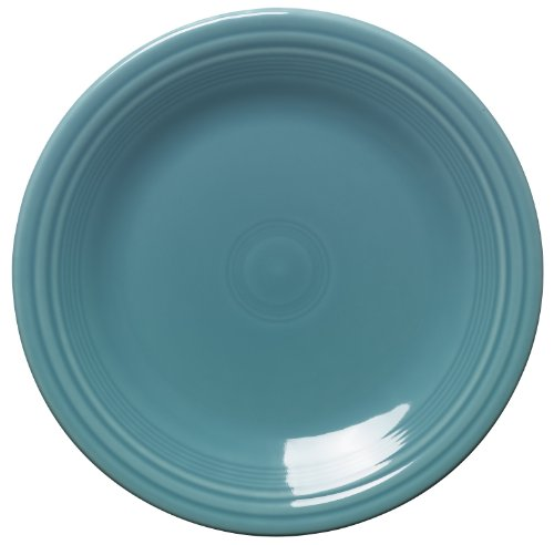 Fiesta 10-1/2-Inch Dinner Plate, Turquoise