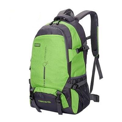 Camper extérieur ultra léger Grande capacité Sac à dos de voyage imperméable alpinisme Sac femelle Sac de sport Sac à dos 25l45l