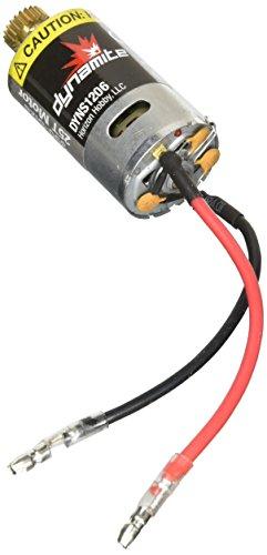DYN 390 Motor, Pinion Gear 22T: 1.9 Barrage Kit Toy Electronic Spy by DYN (Image #1)