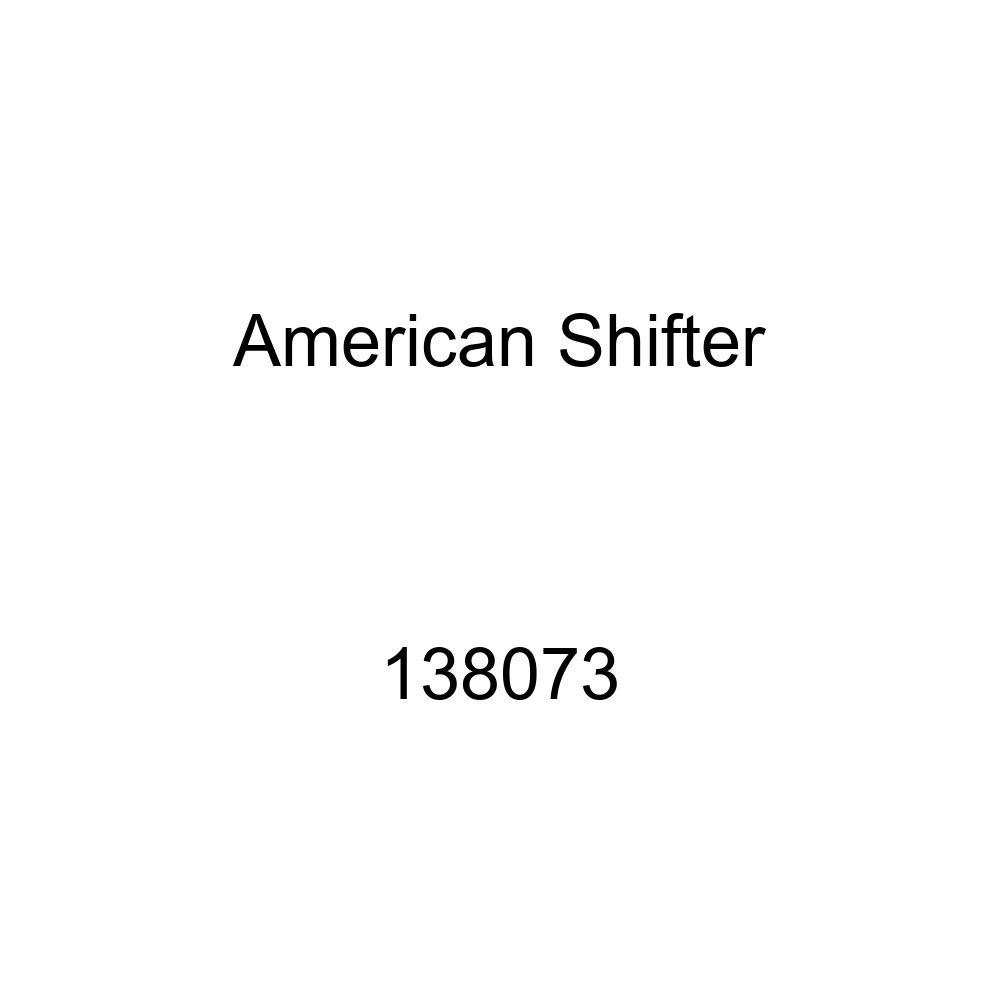 Black Rear Lights American Shifter 138073 Stripe Shift Knob with M16 x 1.5 Insert