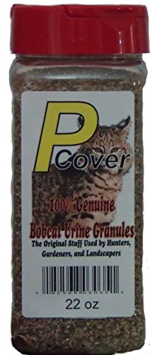 The Pee Mart - Bobcat P-Cover 22 fl oz Bobcat Urine Granu...