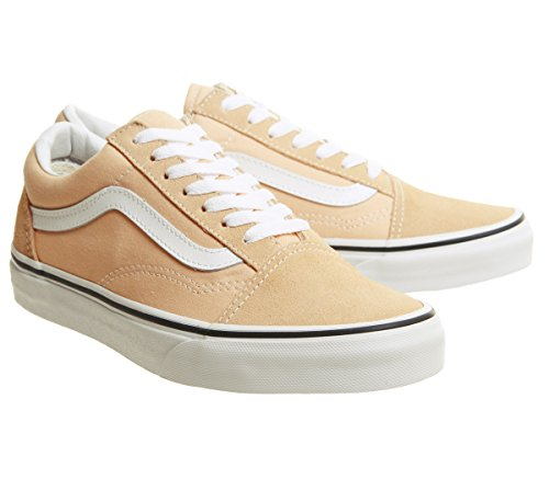Skool Gelb Old Zapatillas Adulto U Vans Unisex p84wE8