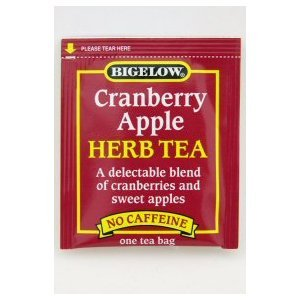 Apple Cranberry Herb Tea (Bigelow Cranberry Apple Tea (Box of 28))