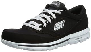 Skechers Performance Women's Go Walk Baby Walking Shoe,Black