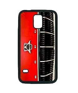 1962 Dodge Polara 500 Emblem ~ For Case Iphone 4/4S Cover Black Hard Case ~ Silicone Patterned Protective Skin Hard For Case Iphone 4/4S Cover - Haxlly Designs Case