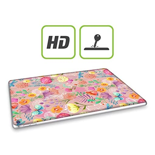 Official Oilikki Spring Assorted Designs Soft Gel Case Compatible for Samsung Galaxy Tab S6 (2019)