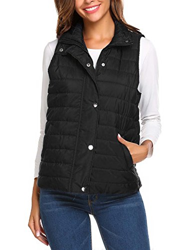 Quilted Side Zip Vest - 3