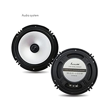 1 Pair 6.5 inch Car Speaker Automotivo Auto Car Audio System Catchnew