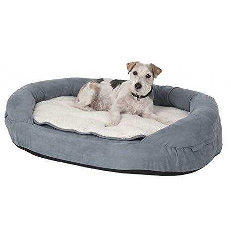 Cama para perro ortopédica colchón de espuma con efecto ...