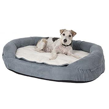 Cama para perro ortopédica colchón de espuma con efecto memoria Luxury Pet Care deportivo Perros o mal de ancianos, mascotas.: Amazon.es: Productos para ...