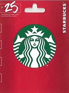 Starbucks Holiday $25 Gift Card (B00NVUDIZ0) | Amazon Products