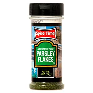 Amazon.com : New 331181 Parsley Flakes 0.5Z Spicetime (12