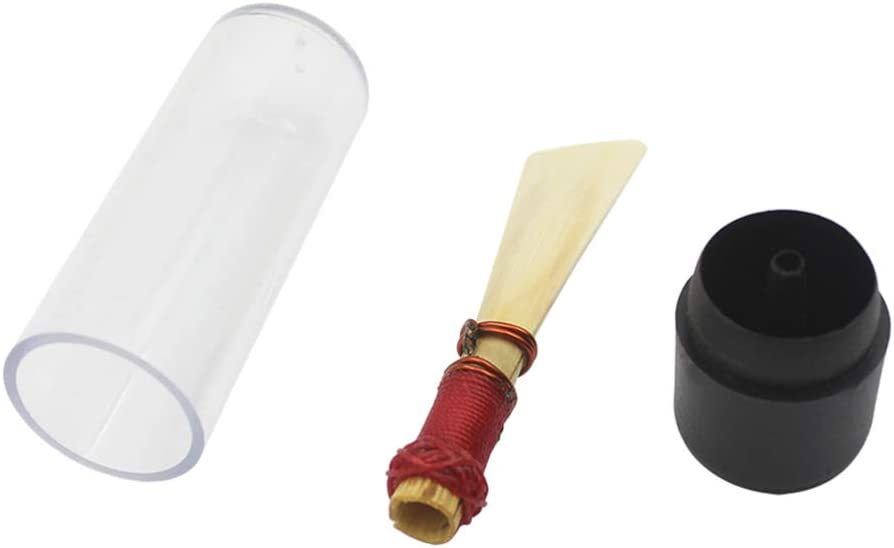 SUPVOX cañas de fagot fagot cañas con carcasa de plástico: Amazon.es: Instrumentos musicales
