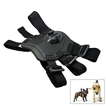traiga montaje perro del pecho del arnés del cinturón bandolera ...