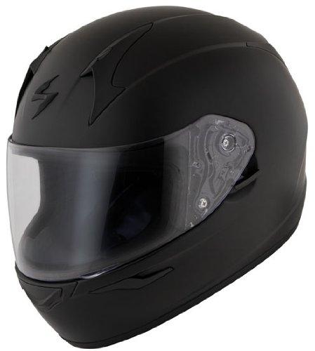 ScorpionExo Unisex-Adult full-face-helmet-style EXO-R410 Helmet (Matte Black,XXX-Large), 1 -