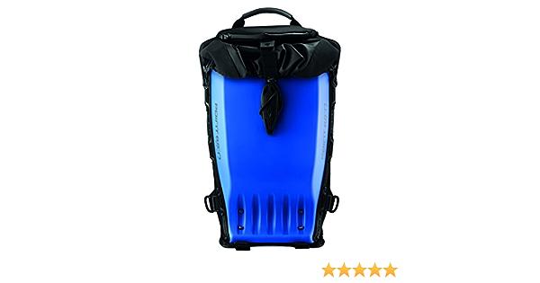 Boblbee GT-Mochila de protección Dorsal, Color Azul Mate, 20 ...